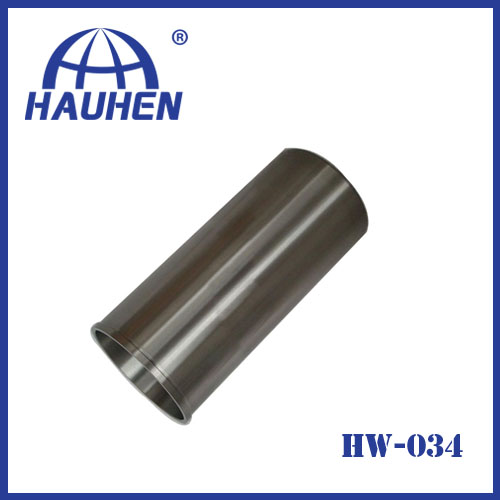 BENZ OM352A cilinder liner | water cooled cylinder liner 91mm diameter | OEM004-51-93/004 WV 09